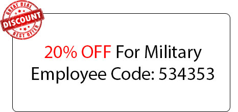 Military Employee Discount - Locksmith at Wilmette, IL - Wilmette Il Locksmith
